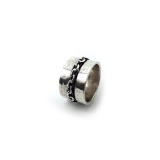 Anello-argento 925-fatto a mano-sterling silver-ring