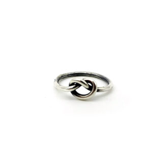 nodo-anello-argento 925-fatto a mano-sterling silver-ring-hand made-matteo macallè