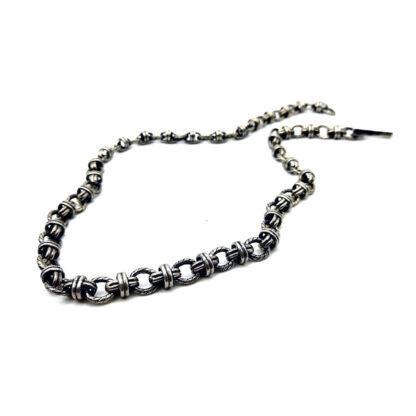 collana-argento 925-fatto a mano-sterling silver-necklace-hand made-matteo macallè