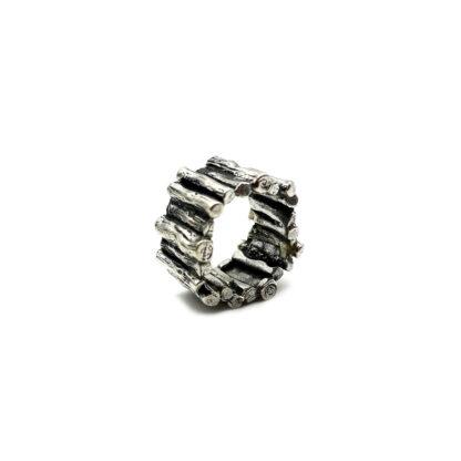 anello-argento 925-fatto a mano-sterling silver-ring-handmade-matteo macallè