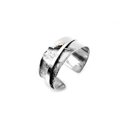 bracciale-argento 925-fatto a mano-sterling silver-bracelet-hand made-matteo macallè-bronze-bronzo-pallini-balls